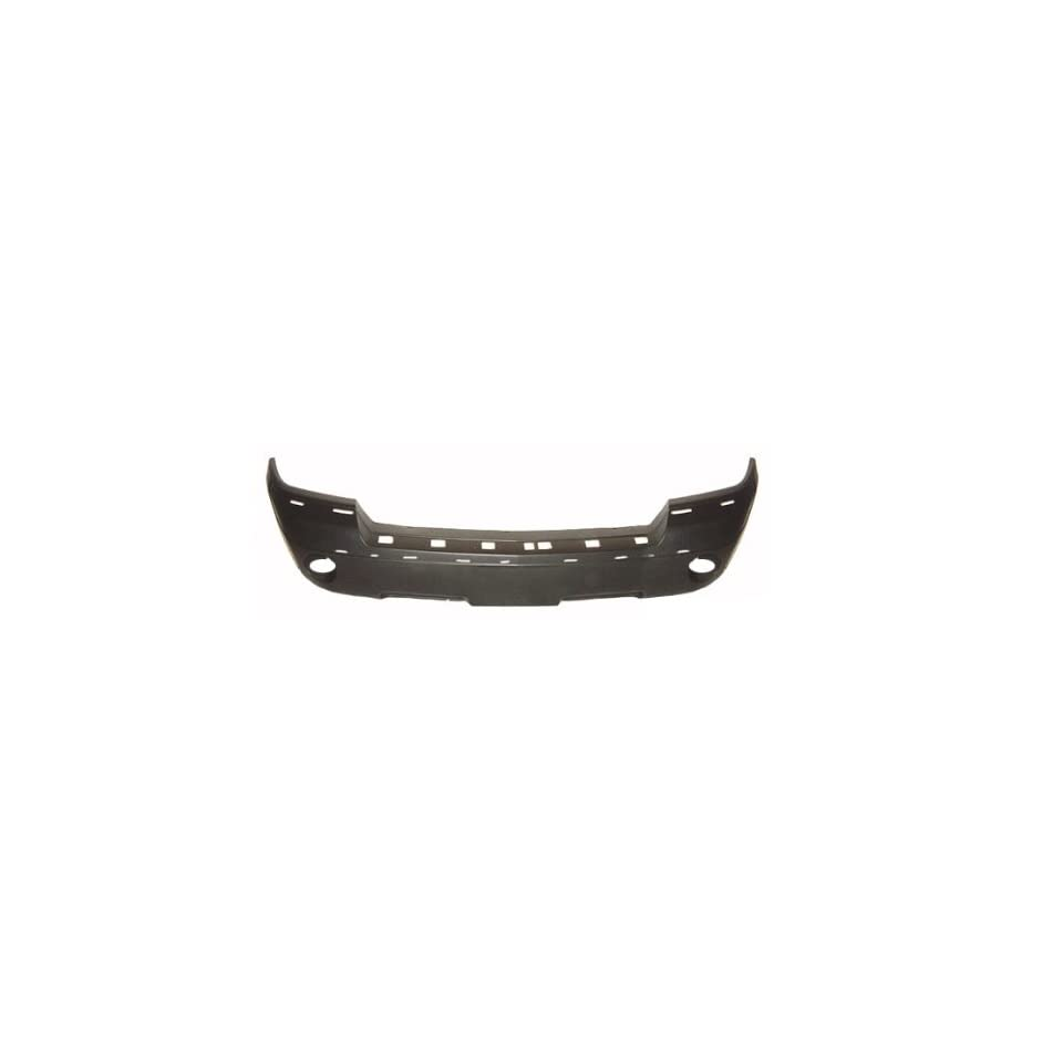 OE Replacement Dodge Dakota Front Bumper Cover (Partslink Number CH1000443)