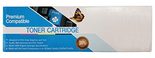 PCI Compatible Toner Cartridges, Replacement for IBM 38L1410; Models: InfoPrint 21; Black Ink, Bulk: CIIP21 (2 Toner Cartridges) ()