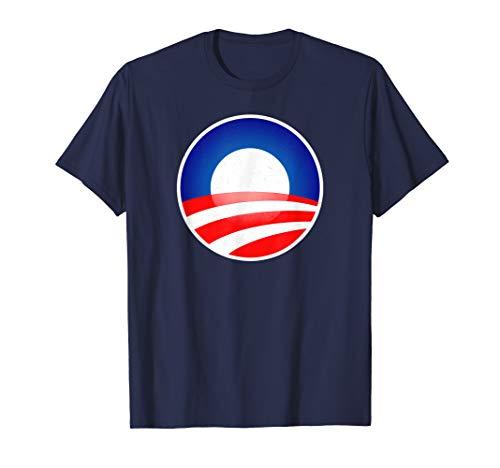 Obama Logo Shirt - Obama Biden 08 Retro Campaign