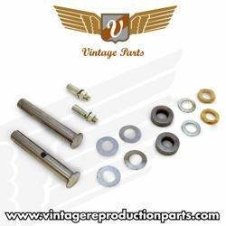 Vintage Parts 63061 Spindle King Pin Kit with Bushings