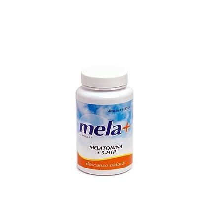 Mela + (Melatonina + 5Htp) 60 cápsulas de Artesanía Agrícola
