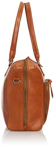 Royal Royal Bag - Bolso de mano Mujer Marrón (Cognac)