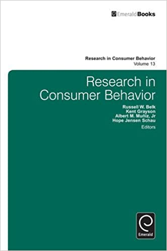 consumer behavior - marketing research paper