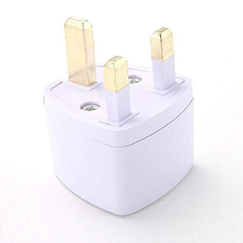 UMFunUniversal US EU AU Converter to UK HK AC Travel Power Plug Charger Adapter