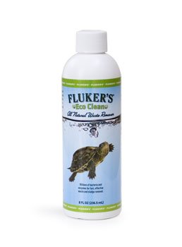 Fluker Labs SFK43000 Eco Clean All Natural Reptile Waste Remover, 8-Ounce from TopDawg Pet Supply