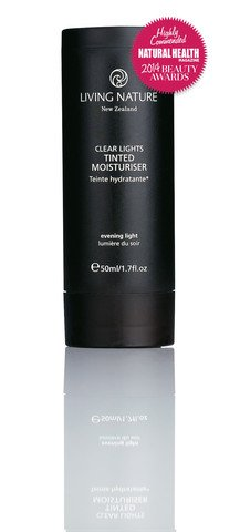 (Living Nature Tinted Moisturizer - Evening Light)