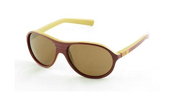 Nike Gafas de Sol burdeos/crema / marrón Única: Amazon.es: Ropa y accesorios