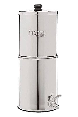 Propur Water Filter System NOMAD with 1 ProOne G2.0 7'' Filter Elements by Propur Water