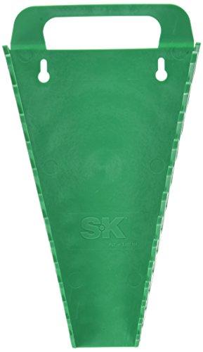 Wrench Rack Green 13 Slot - 1
