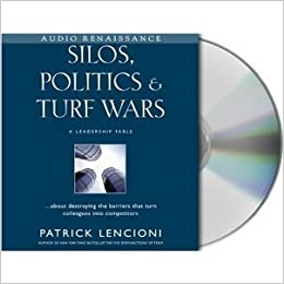 SILOS POLITICS AND TURF WARS PDF DOWNLOAD