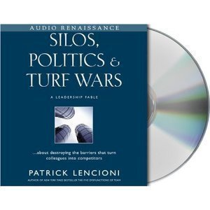 Silos, Politics and Turf Wars (CD)