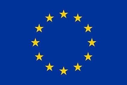 PROMOTION *** Drapeau Europe Union Européenne CE - 150 X 90 cm: Amazon.fr:  Sports et Loisirs