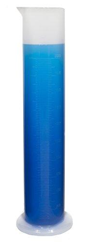 Polypropylene Graduated Cylinder, circular Base, 2000ml