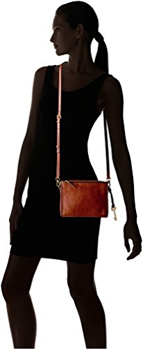 Fossil-Campbell-Large-Crossbody-Brown
