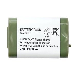 Fenzer Rechargeable Cordless Phone Battery for GE General Electric 86413 Cordless Telephone Battery Replacement (General Electric Cordless Phones)
