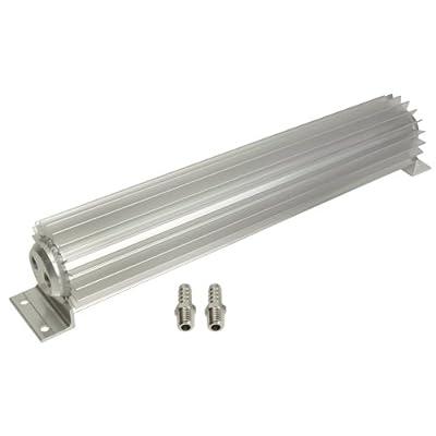 Derale 13261 Dual Pass Aluminum Heat Sink Cooler: Automotive