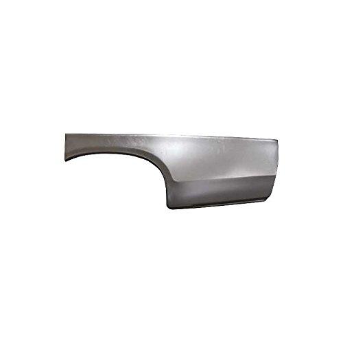 MACs Auto Parts 42-13347 -69 Fairlane-Torino 2-Door Left Rear Lower Half Quarter Patch Panel Is 54