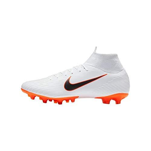 107 white Ag Mercurial Superfly chrome Da Pro Uomo total Bianco Vi Scarpe Nike Calcio O wU6qt