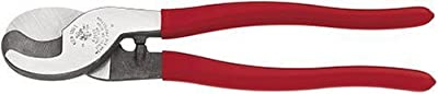 Klein Tools 63050 9-1/2-Inch High-Leverage Cable Cutter