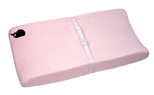 Nautica Kids Nursery Separates Super Soft Changing Pad Cover ()