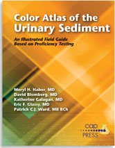 Download Color Atlas of the Urinary Sediment (An Illustrated Field Guide Based on Proficiency Testing) PDF