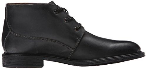Chukka Mens Leather Boot Top Bostonian Bostonian Wakeman Mens Black Smooth XxCqRSwx