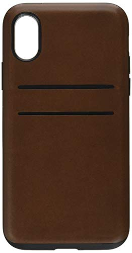 Jual Nomad Wallet Case for iPhone X - Brown - Cases  fe77c0d657a7c