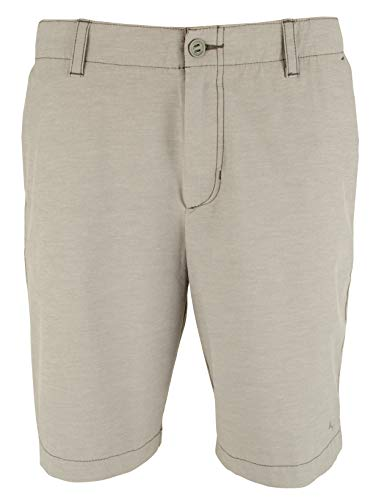 (Tommy Bahama Chip and Run Golf Shorts (Color: Storm Gray, Size 40))