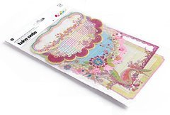 Lemonade Take Note Journaling Cards With Transparencies-