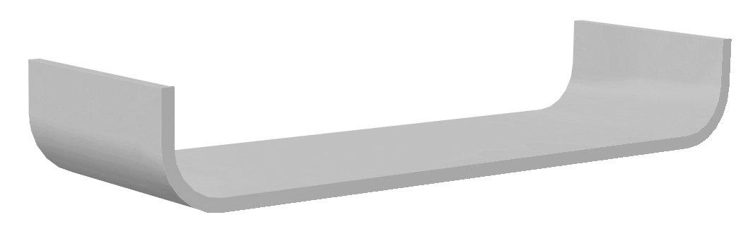 Tenzo 672-054 Flower - - - Designer Wandregal f4e7da