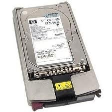 HP/Compaq BD14686225 146GB 10000 RPM 80-pin Ultra320 SCSI 1.0 Inch Hot-Swap 3.5 Inch Hard Drive with Tray.