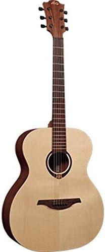 Guitarra acustica de 6 cuerdas Lag Tramontane T70A-HIT: Amazon.es ...
