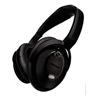 Bose Quietcomfort  Noise Cancelling Iphone Headphones Black