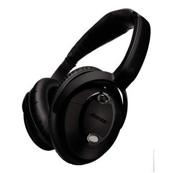 Bose® Triple Black QuietComfort® 15 Acoustic Noise Cancelling® Headphones by Bose