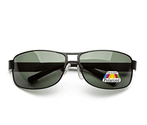 sol Mujeres Ciclismo Huyizhi conducir Moda viajar Gafas Green de de para gafas para UV400 sol polarizadas Hombres protectoras Guay qPC6Zq4