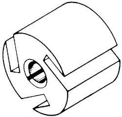 Rotor Body SKR007