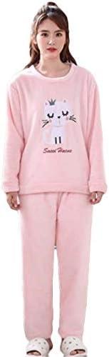 (フッカツ) ペア パジャマ メンズ レディース 長袖 ペアルック お揃い プレゼント ルームウェア 秋冬 もこもこ 猫柄 着る毛布 クリスマス プレゼント かわいい