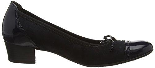 Pazifik Blu Gabor Scarpe 26 Fashion con Tacco Comfort Donna Sq7ZYw0q