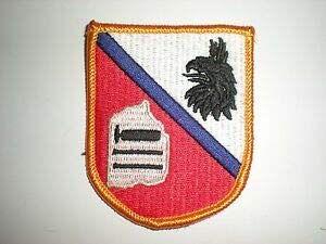 US Army Defense Language Institute Patch - Full Color by HighQ Store