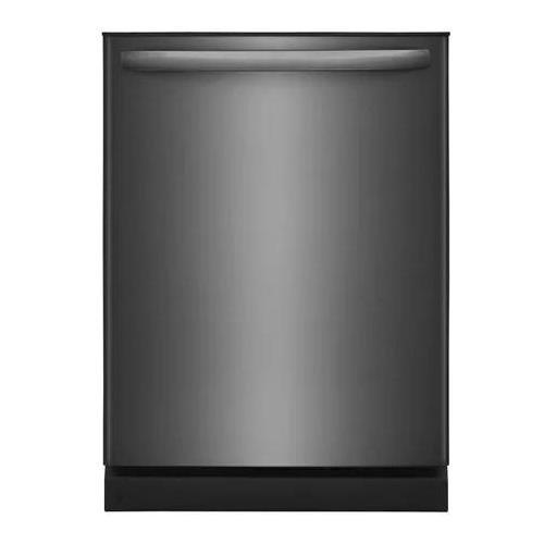 Frigidaire FFID2426TD 24'' Built-in Dishwasher, 24 inch, Black Stainless Steel (Built In Inch Dishwasher 24)