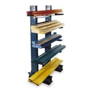 Jarke Steeltree Complete Cantilever System - 8'H - Single-Sided Column - Starter ()
