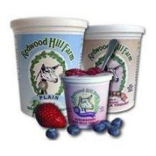 Redwood Hill Farm Blueberry Goat Milk Yogurt, 6 Ounce -- 12 per - Fa Yogurt