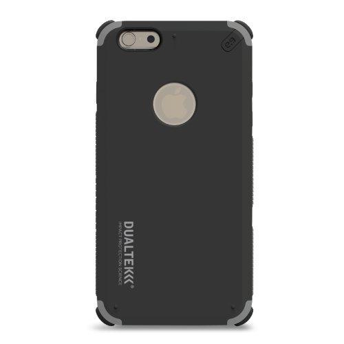 hot sale online 1b905 2ab01 PureGear DualTek Case for iPhone 6s Plus/6 Plus - Matte Black