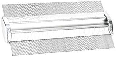 Toyvian タイル張り積層木工用金属輪郭ゲージプロファイルゲージ複製機(6インチ)