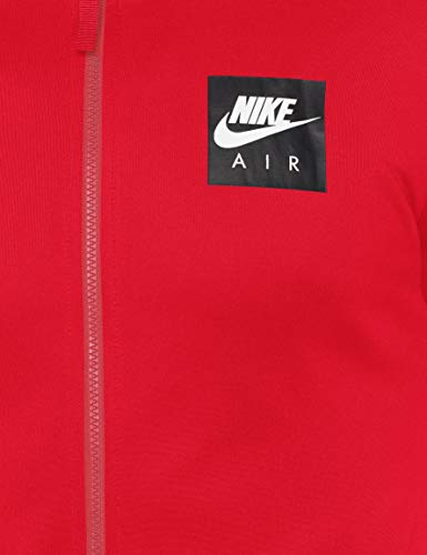 Uomo Gym Pk Nike Air M Rosso bianco Giacca Nsw nero nqxPwB