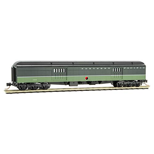 Used, Micro-Trains MTL N-Scale 70ft Heavyweight Baggage Car for sale  Delivered anywhere in USA