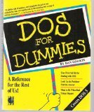 DOS for Dummies, Gookin, Dan, 1878058258