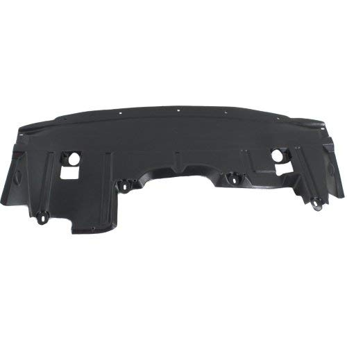 Front Engine Splash Shield Compatible with NISSAN ALTIMA 2009-2013 Under Cover (Coupe 2010-2013)/(Sedan 1998-2012)