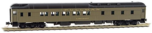 (Micro-Trains MTL N-Scale Heavyweight Sleeper Car Southern Pacific/SP Lake)