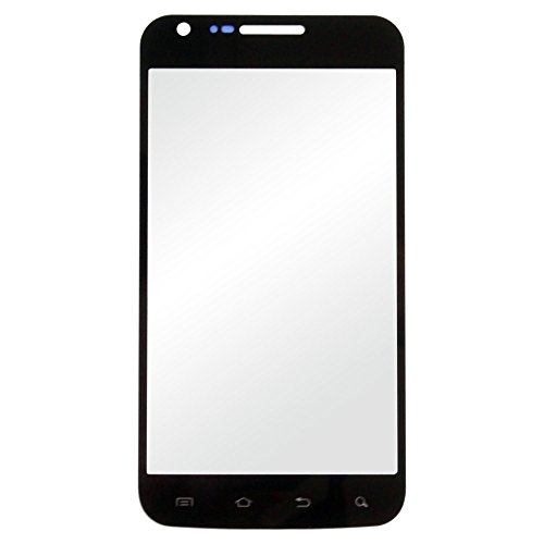 (Fenzer Black Replacement Glass Lens Screen for Samsung SGH-i727 Galaxy S II 2 SkyRocket)